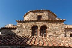 Church of Panagia Ekatontapiliani in Parikia, Paros island, Greece Stock Photography