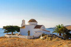 Church of Panagia Flampouriani royalty free stock image