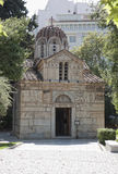 Church of Panagia Gorgoepikoos Stock Photography