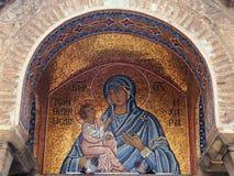 Church of Panagia Kapnikarea, Athens Royalty Free Stock Photos