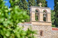 Church of Panagia kera, Crete - Greece Stock Image