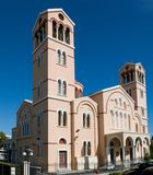 Church of Panagia in Limassol Royalty Free Stock Image