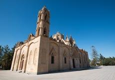 Church of Panagia at Lysi village, Cyprus Stock Photos