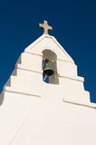 The Church of Panagia Paraportiani,Mykonos Island Royalty Free Stock Images