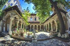 Church - Panoramic Royalty Free Stock Photo