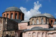 Church of the Pantocrator. Turkish Zeyrek Camii, Istanbul, Turkey Royalty Free Stock Images
