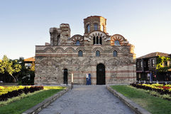Church Pantocrator Christos in Nessebar, Bulgaria Royalty Free Stock Photography