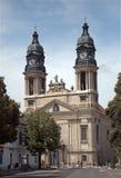 Church, Papa, Hungary Stock Images