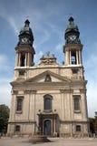Church, Papa, Hungary Royalty Free Stock Images