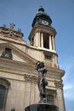 Church, Papa, Hungary Royalty Free Stock Photography