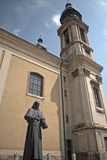 Church, Papa, Hungary Stock Photo