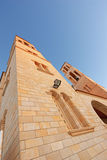 Church in Paphos in Cyprus Royalty Free Stock Photography
