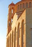 Church in Paphos in Cyprus Royalty Free Stock Image