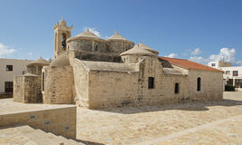 Church of Paraskevi, Cyprus, Europe Stock Images
