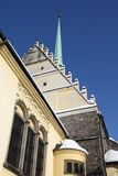 Church in Pardubice Stock Photo