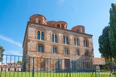 The Church of the Parigoritissa, Arta Stock Photos