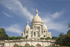 Church in Paris royalty free stock photography