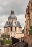 Church in Paris, quarter Royalty Free Stock Image