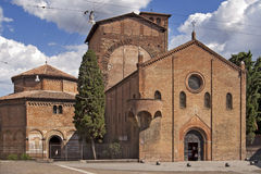 San Stefano church in Bologna Italy Royalty Free Stock Photography