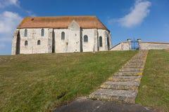 Church of Paroy Royalty Free Stock Photos