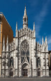 Church Parr Sacro Cuore del Suffragio Royalty Free Stock Photos