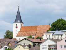 Church in Passau. Image of a church in Passau, Germany royalty free stock photography