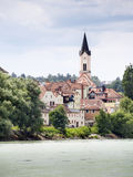 Church in Passau Royalty Free Stock Image