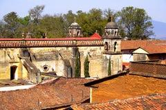 Church in patzcuaro II Stock Photos