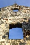 church paul ruins s st Στοκ εικόνα με δικαίωμα ελεύθερης χρήσης