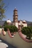 Church of Peñamiller Stock Image