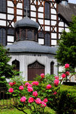 Church of Peace - Swidnica Royalty Free Stock Photo