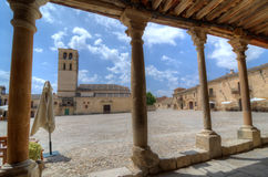 Church. Pedraza Stock Image