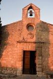 Church of Penitens Les Baux de Provence, Stock Images