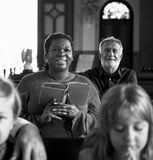 Church People Believe Faith Religious Stock Photography
