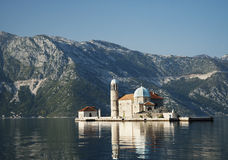 Church in perast kotor bay montenegro Stock Photo