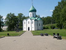Church in Pereyaslavl Royalty Free Stock Images