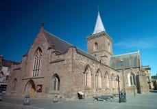 Church in Perth. In Scotland stock photos