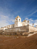 Church in Peru Royalty Free Stock Images