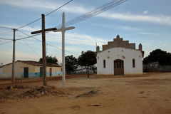 Church in Petrolina in Brazil. A Church in Petrolina in Brazil royalty free stock image
