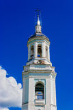 Church in petrovskoye Stock Images