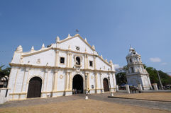 Church in Philippines Stock Photography