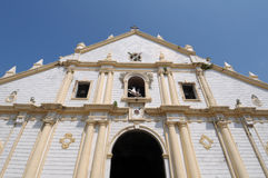 Church in Philippines Royalty Free Stock Photos