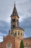 Church of Piacenza. Emilia-Romagna Royalty Free Stock Photos