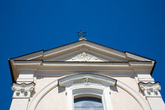 Church  (Piedmont, Italy) Royalty Free Stock Photography
