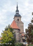 Church in Pilsen Stock Photos