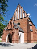 Church in Piotrawin, Poland Royalty Free Stock Photography