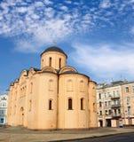 Church of Pirogoscha's Virgin Stock Photos
