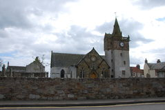 Church at Pittenweem Royalty Free Stock Image