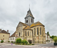 Church in Plivot, Champagne-Ardenne Stock Photos