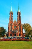 Church in Poland Stock Photography